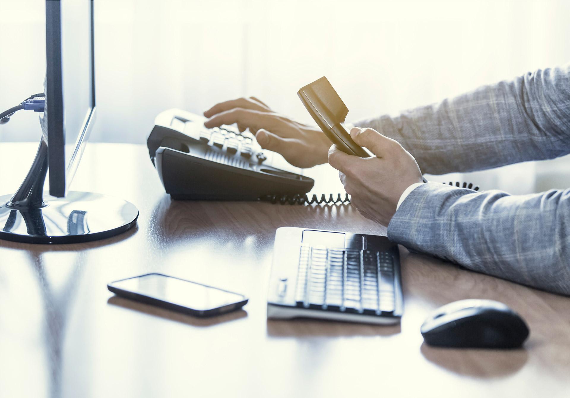 Téléphonie numérique